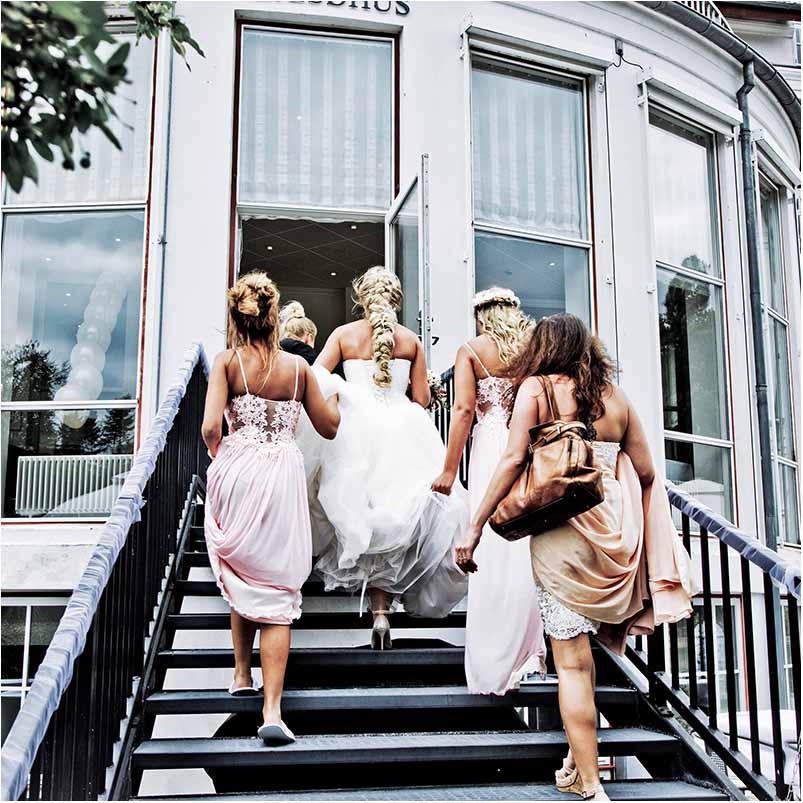 Bryllupsfotograf | Eksklusive billeder