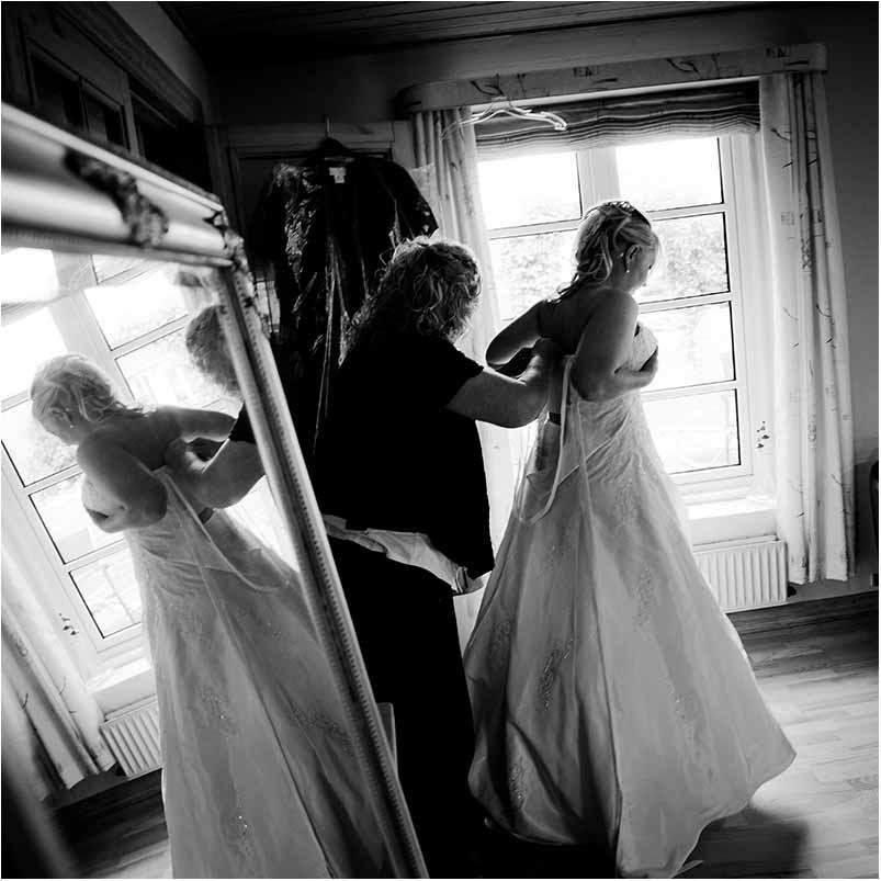 Billeder af vores bryllups fester