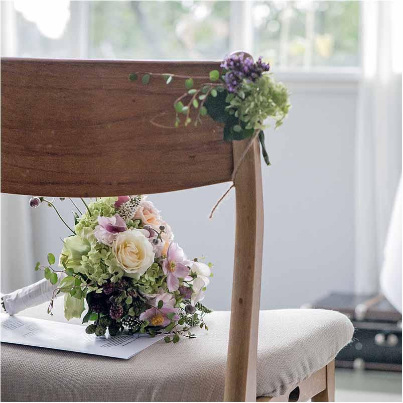 brudebuketten i Odense