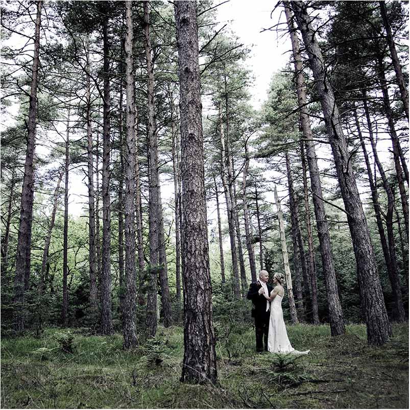 Bryllupsfotografering, fra vielse til brudevals