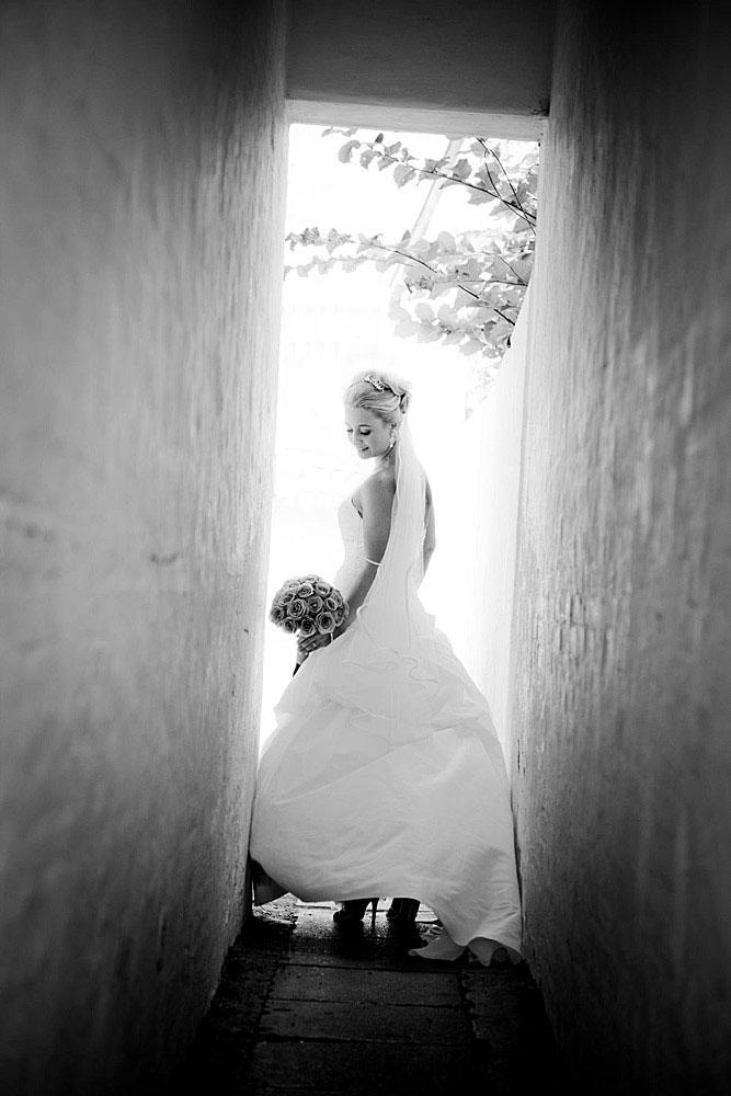 portrætfoto til bryllup Odense