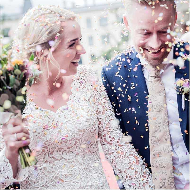 Bryllupsfotograf Odense - Få taget flotte bryllupsbilleder