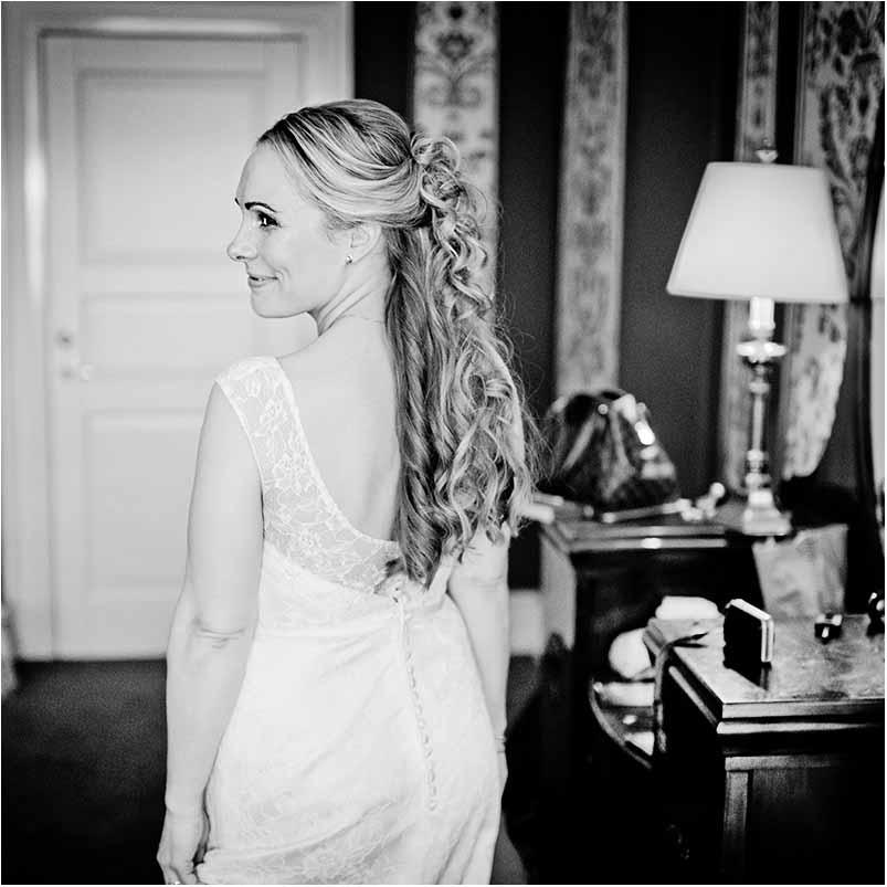Billeder fra brylluppet