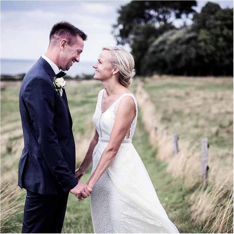 naturlige billeder til bryllup og fest