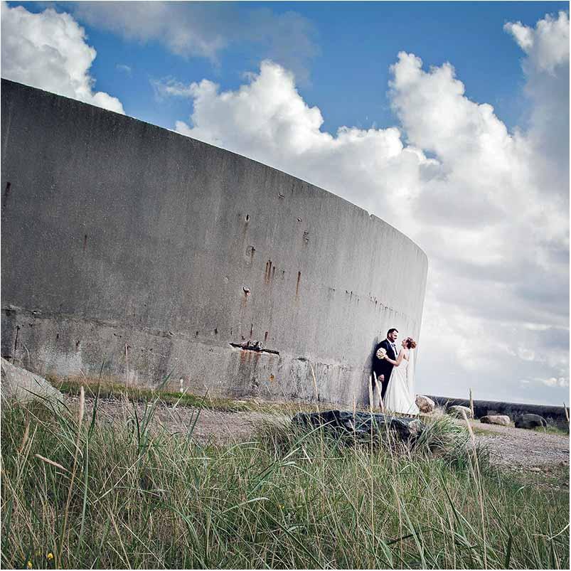 Bryllupsfotografer i Danmark