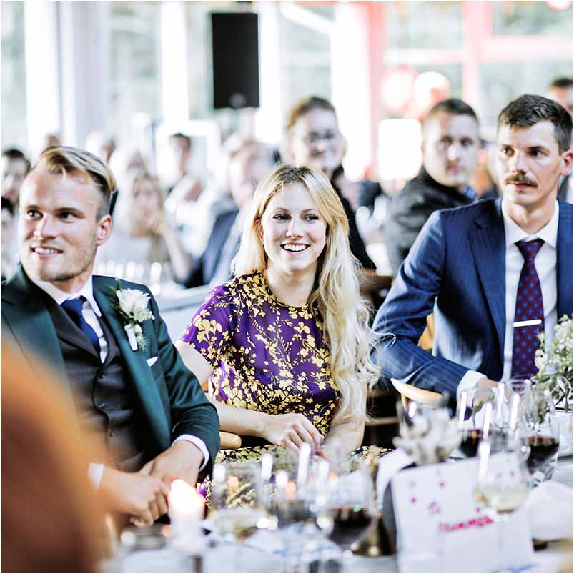 gæster bryllup Nyborg